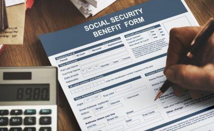document outlining social security survivor benefits